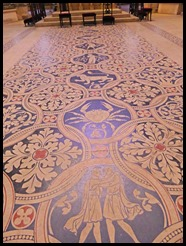 sd zodiac mosaic