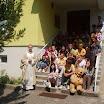 Rok 2009 - Lúčenie s duchovným otcom M. Ondrejkom