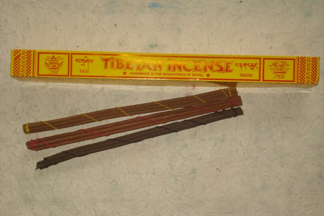 Tibetan Incense