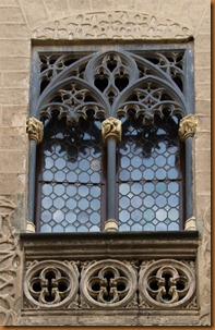 segovia,  window