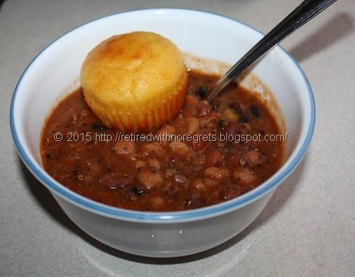 heirloom bean soup 1