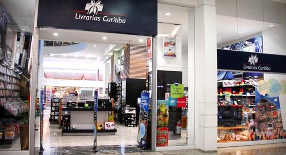 Livraria Curitiba: Shopping Estação