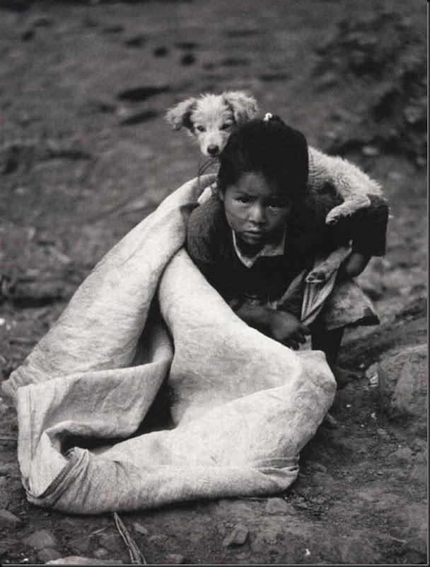 Franca Schininà - Curzco, Peru', 1988