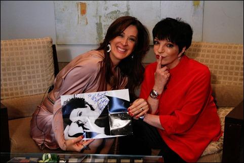Claudia Raia e Liza Minnelli 02