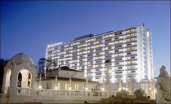 فندق انتركونتننتال فيينا