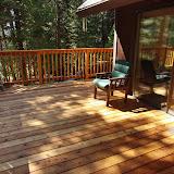 Cedar Deck Remodel