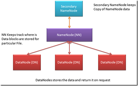 hadoop Namenode and Datanode