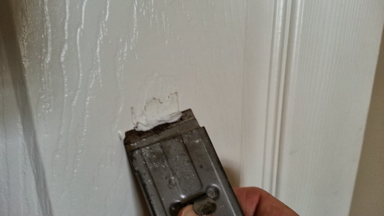 Remove Latex Paint From Oil Based Polyurethane