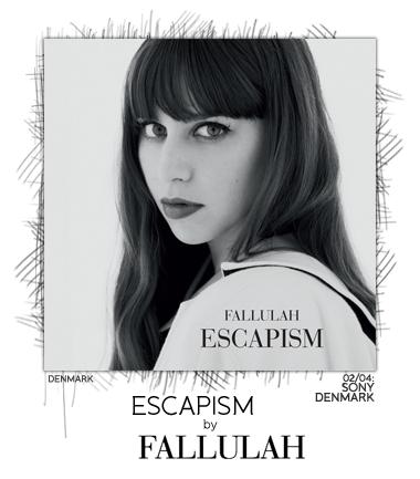 Escapism by Fallulah