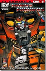 P00001 - The Transformers #19 - Sp