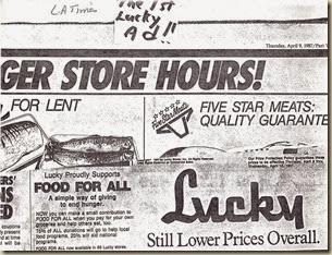 Lucky 66 April 9, 87