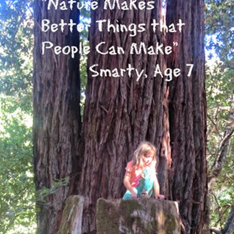 What Can Nature Teach Our Kids?