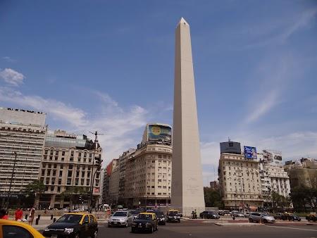 11. Obeliscul din Buenos Aires.JPG