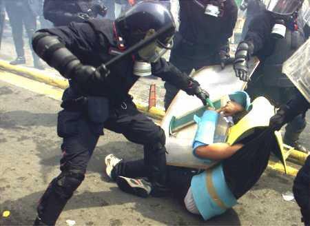 Ρώμη: Έντεκα χρόνια μετά τη σύνοδο της G8 στη Γένοβα, διαδηλωτές πρόκειται να μπουν στη φυλακή