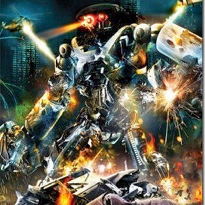 หนัง Robotropolis วันหุ่นสังหารยึดโลก (HD)