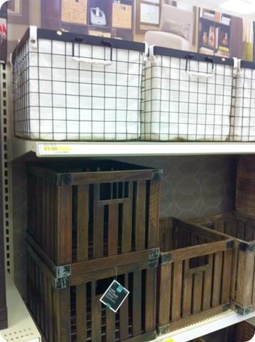 target milk crate