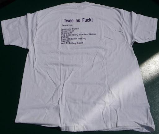 TweeFest 1995 New York, back