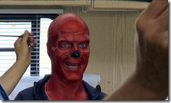Captain America Red Skull Makeup