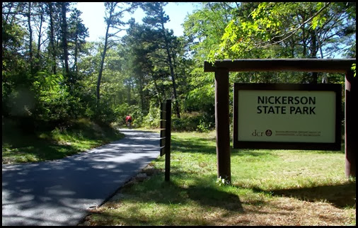 Bike to Nickerson State Park RT 16 miles 047