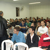 Palestra no III Workshop de TI do Cotemig