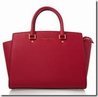 Michael Michael Kors Selma Trapeze Bag