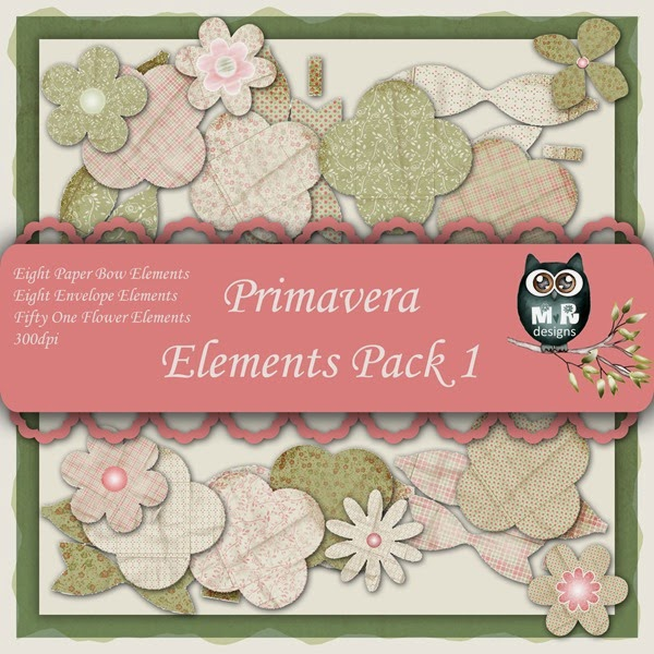 Primavera Elements Front Sheet