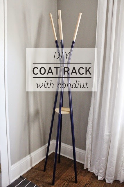 DIY Coat Rack Danks And Honey Custom Making A Coat Rack