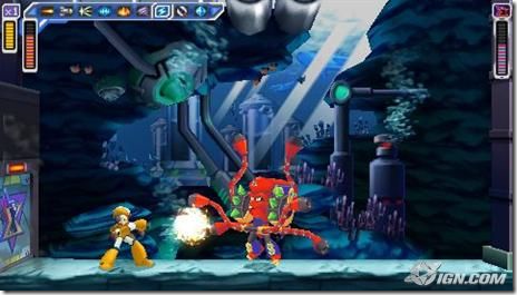 Download Megaman Maverick Hunter X PSP Games [TESTED]