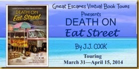 death on eat street small banner