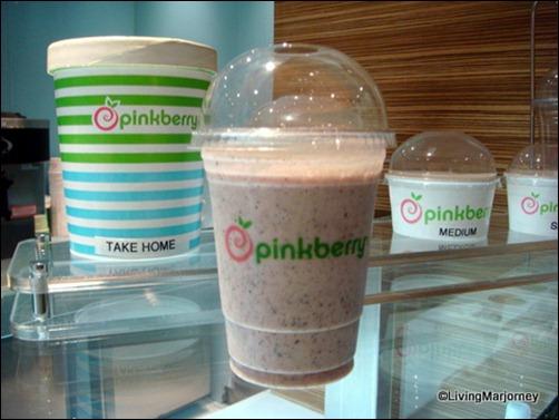 LivingMarjorney: Pinkberry