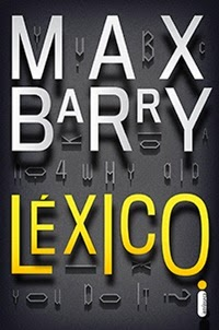 Léxico, por Max Barry