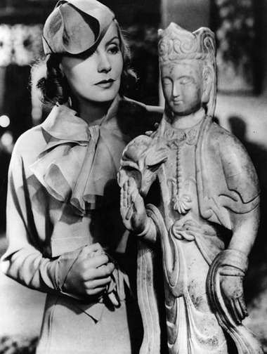 GRETA GARBO THE PAINTED VEILA 1934 005