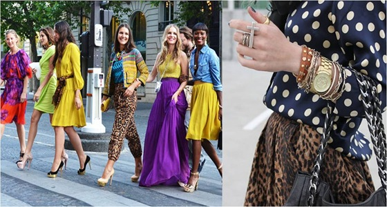 As cores na moda: Dicas práticas para colocar mais cor e vida no seu visual.