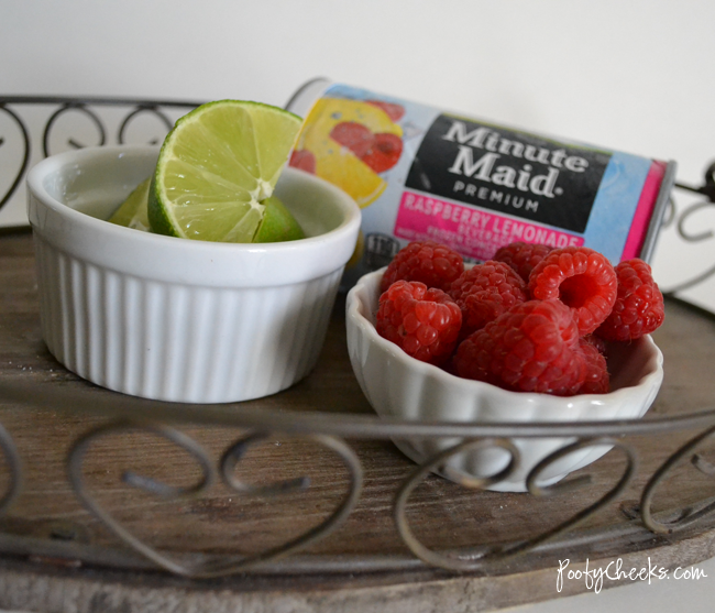 raspberry limeade popsicle recipe