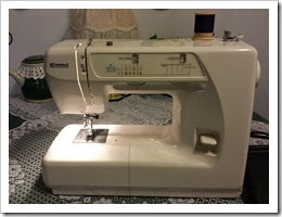 Life with lou kenmore sewing machine model for Machine a coudre kenmore modele 385