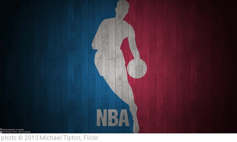 '2013 NBA Logo' photo (c) 2013, Michael Tipton - license: https://creativecommons.org/licenses/by-sa/2.0/
