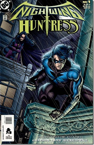2012-04-10 - Nightwing Huntress