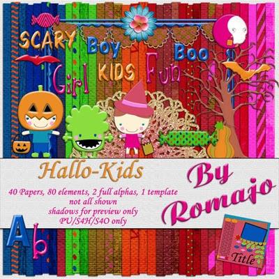 Hallo-Kids