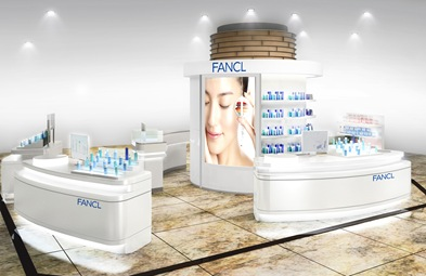 FANCL Singapore Isetan Scotts Counter