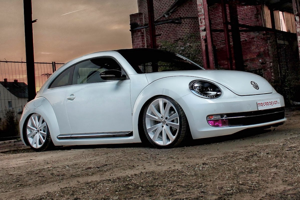 Vw new beetle tuning pictures and photos -  New Beetle Vw Tuned 2