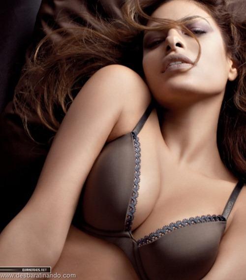 eva mendes linda sensual sexy sedutora photoshoot desbaratinando  (2)