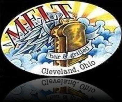 Melt Bar & Grill Logo