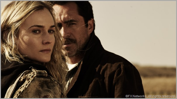 Diane Kruger and Demián Bichir headline in the FX original drama THE BRIDGE. CLICK to visit the official show site.