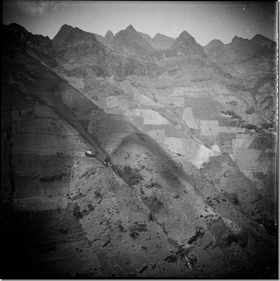 Epic mountains in Ha Giang, Vietnam. © Aaron Joel Santos