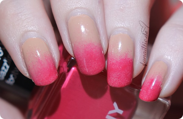 "ANNY ""high heel lovers in NY"" LE ""dazzling footwear"" +""high heel society"" gradient nails"