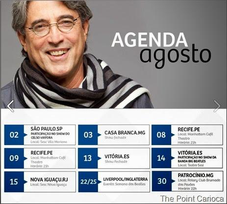 Ivan Lins - Agenda