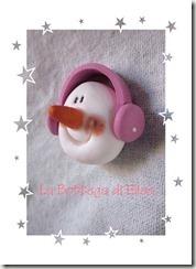 pupazzo rosa
