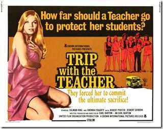 trip with teacher