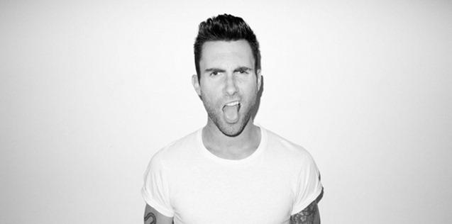 Adam Levine (Marron 5)