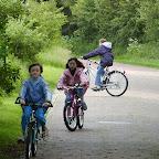 Cycling in Schiermonnikoog, © Annemieke Waite
